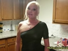 "Ms Paris and Her Taboo Tales ""Mommy's Birthday"""