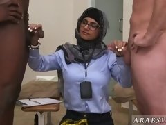 Arab gang and mom ass fuck Black vs White, My Ultimate Dick Challenge.