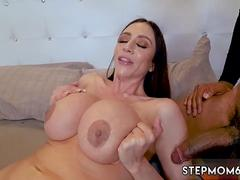 Mom edging handjob milf foot massage xxx Trading Pussy For Cookies