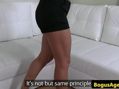 Spex euro MILF squirting at sexaudition