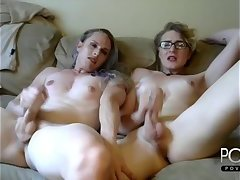 Sexy Crossressers giving jerking Webcam