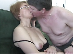 French hot wife ready to be fucked hard !