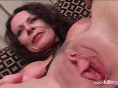 British milf interracial