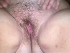 Mature BBW With a Big Hairy Wet Pussy