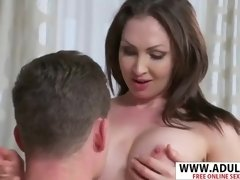Sneaky Milf Yasmin Scott Gets nailed Hot Young Friend