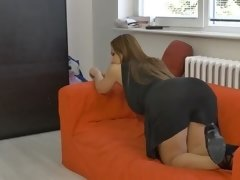 Hot milf masturbation ...