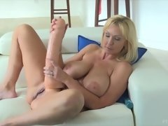 Amazing pornstar in Crazy MILF, Blonde xxx clip
