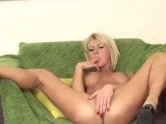 Hot Polish MILF Cathy E Solo Fun