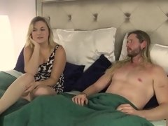 Sex Addict Mom Seduces StepSon into Fucking - Fifi Foxx and Cock Ninja